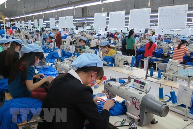 Garment-textile sector earns 8 billion USD from exports in Q1 hinh anh 1