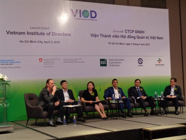 Vietnam Institute of Directors makes debut hinh anh 1
