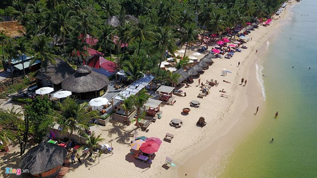Kien Giang draws 1.5 million tourists in first quarter hinh anh 1