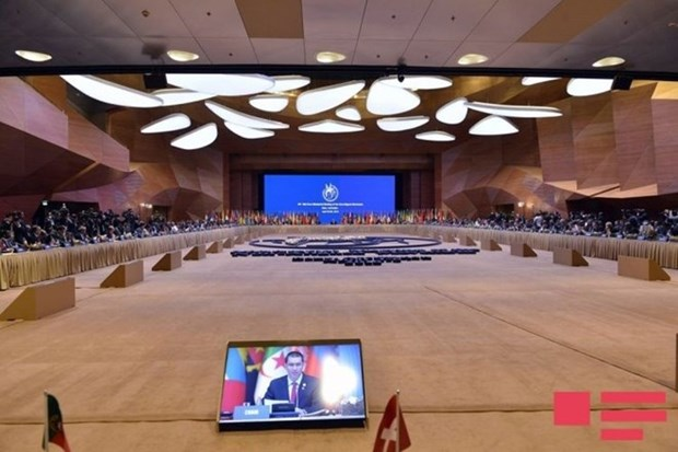 Vietnam attends 18th NAM Ministerial Meeting in Azerbaijan hinh anh 1