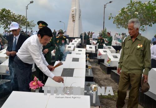 Former war prisoners get together in Kien Giang hinh anh 1