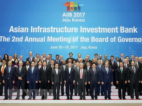 AIIB helps develop sustainable infrastructure in Asia hinh anh 1