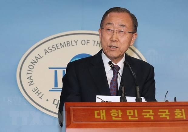 Former UN chief elected as Chairman of Boao Forum for Asia hinh anh 1