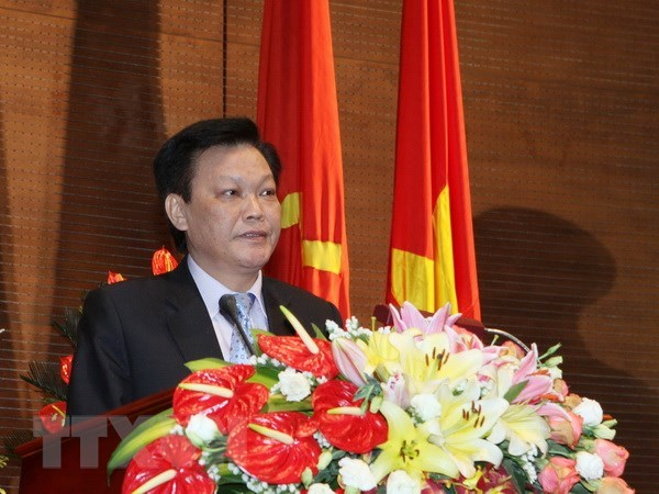 Party building: Transparency in personnel recruitment, promotion hinh anh 1