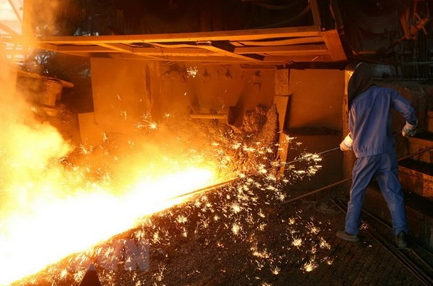 Hoa Phat exports wire drawing steel to Laos, RoK hinh anh 1
