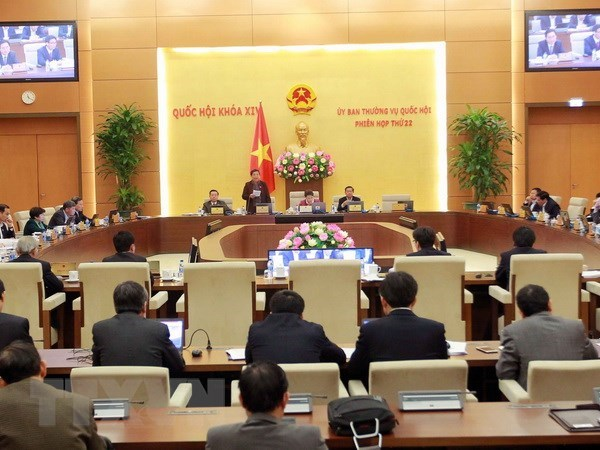 NA Standing Committee to convene 23rd session on April 10 hinh anh 1