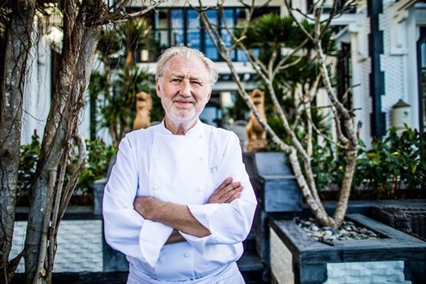 Legendary chef Pierre Gagnaire to cook at Da Nang resort hinh anh 1