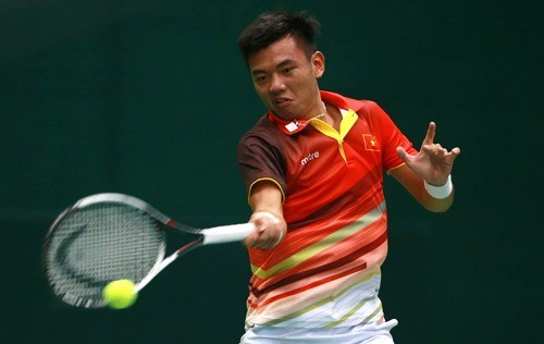 Vietnam promoted to Davis Cup Group II hinh anh 1