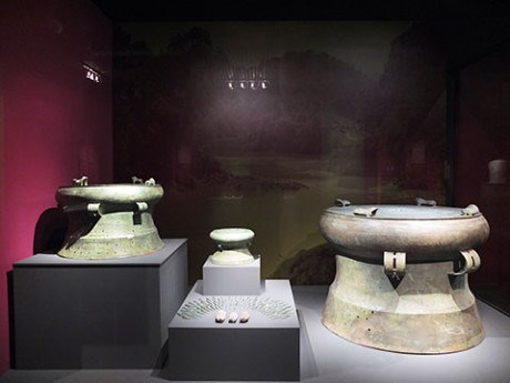 Exhibition of Vietnamese archaeological treasures to run in Hanoi hinh anh 1