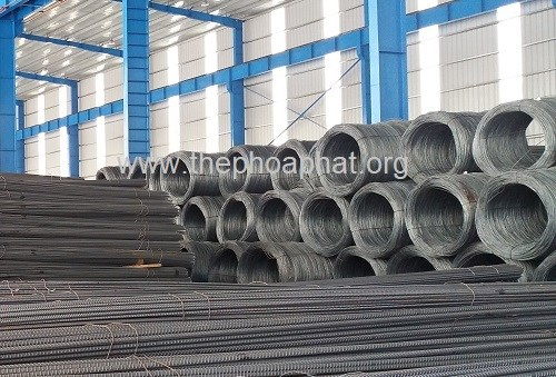 Hoa Phat steel grows 10 percent in Q1 hinh anh 1