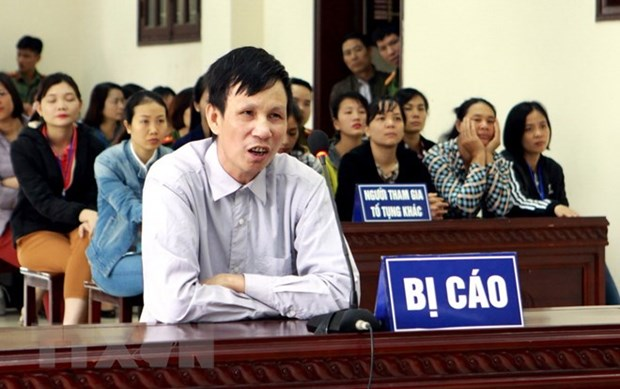 Man in Thai Binh gets 13 years in jail for overthrow attempt hinh anh 1