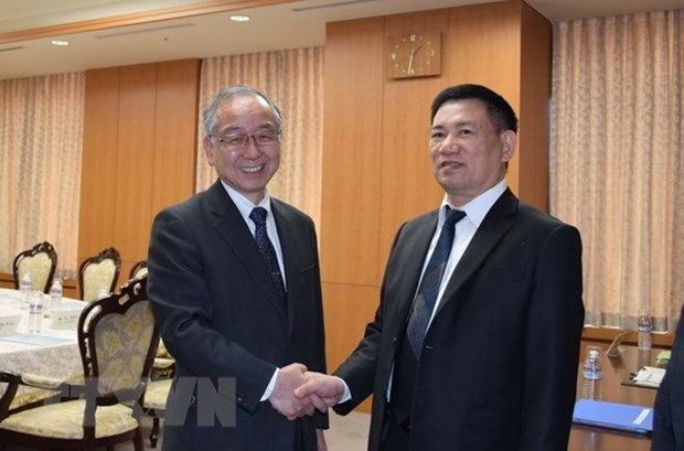 Vietnam, Japan step up audit cooperation hinh anh 1