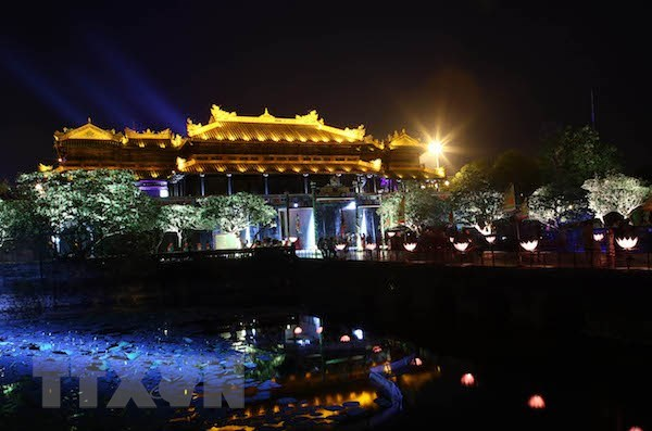 Ancient imperial city ready for 10th Hue Festival hinh anh 1
