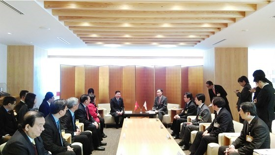 HCM City hopes for stronger multifaceted ties with Japanese prefecture hinh anh 1