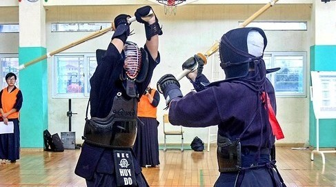 Vietnam Kendo practitioners keep sword skills sharp hinh anh 1