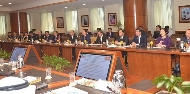 Vietnam, Kuwait to boost economic ties hinh anh 1