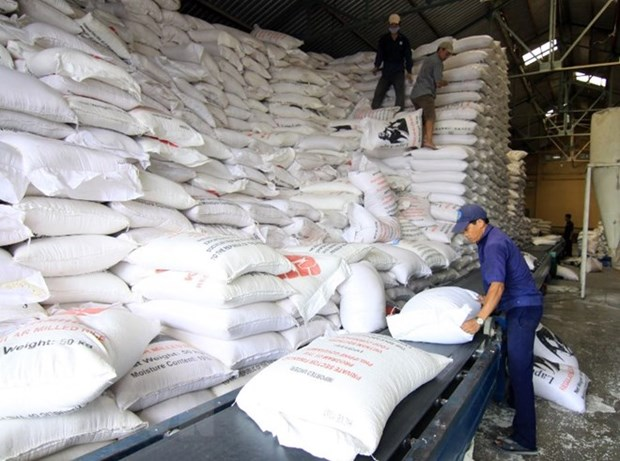 Philippines to import 250,000 tonnes of rice from Vietnam or Thailand hinh anh 1