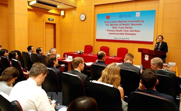 Vietnam – Denmark conference discuss chronic diseases prevention hinh anh 1