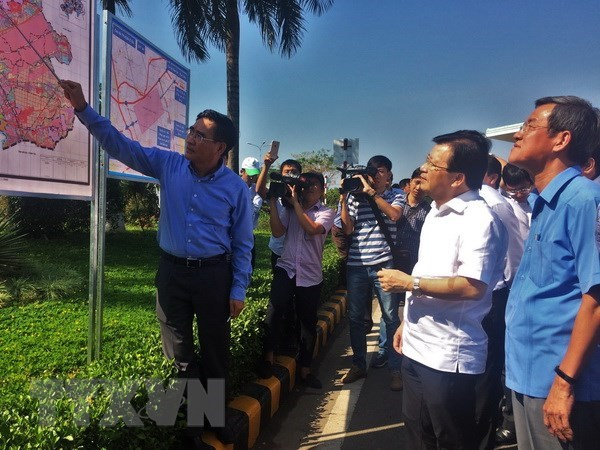 Site clearance for Long Thanh airport urged to finish before 2021 hinh anh 1