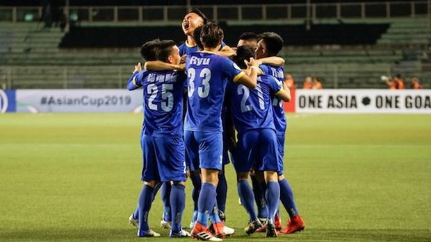 FLC Thanh Hoa crash out at AFC Cup hinh anh 1