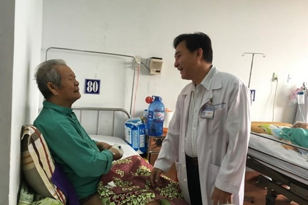 Japanese-funded projects improves health care services to elderly hinh anh 1