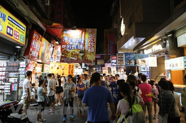 Vietnam, Taiwan enjoy marked growth in tourism links hinh anh 1