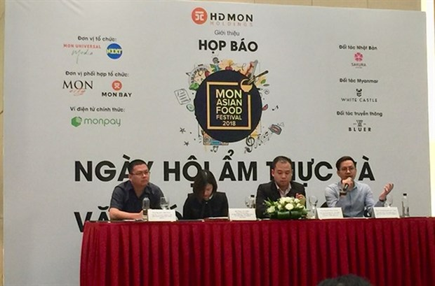Mon Asian Food Festival to run in Hanoi, Quang Ninh hinh anh 1