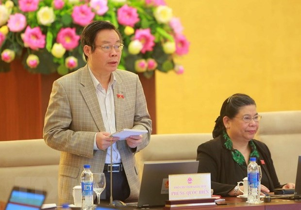 NA Standing Committee urges publicising wasteful spending cases hinh anh 1