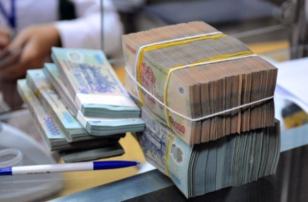 Banks fulfill 25-30 percent of profit goal hinh anh 1