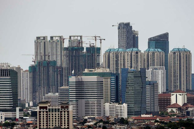 ADB forecasts Indonesia's growth at 5.3 percent this year hinh anh 1