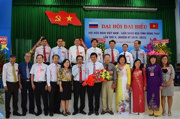 Dong Thap fosters cooperation with Russian partners hinh anh 1
