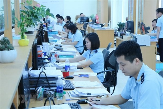 Hai Phong: Cameras installed to supervise customs activities hinh anh 1