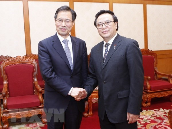 Vietnam enhances cooperation with ICAPP hinh anh 1
