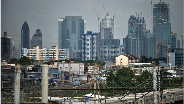 Moody elevates Indonesia credit rating hinh anh 1