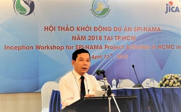 HCM City seminar launches emission reduction project hinh anh 1