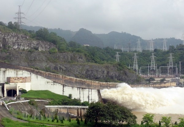 Hoa Binh hydropower plant expansion approved hinh anh 1