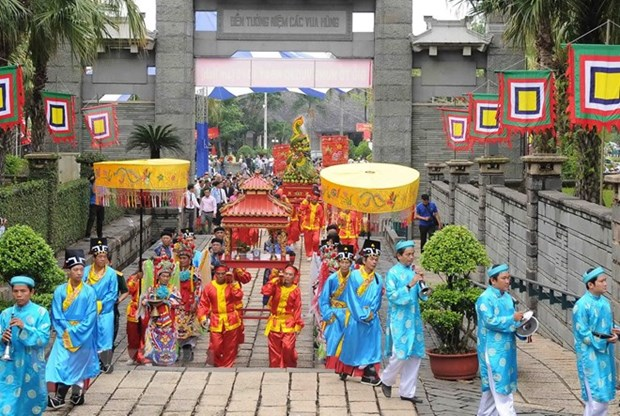 HCM City to host activities for Hung Kings' death anniversary hinh anh 1