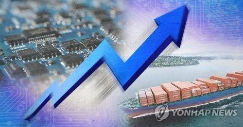 RoK's economic recovery pace maintained by robust exports hinh anh 1