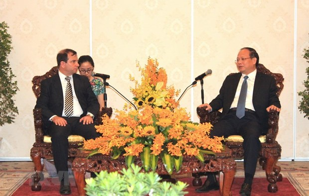HCM City promotes collaboration with Cuban localities hinh anh 1
