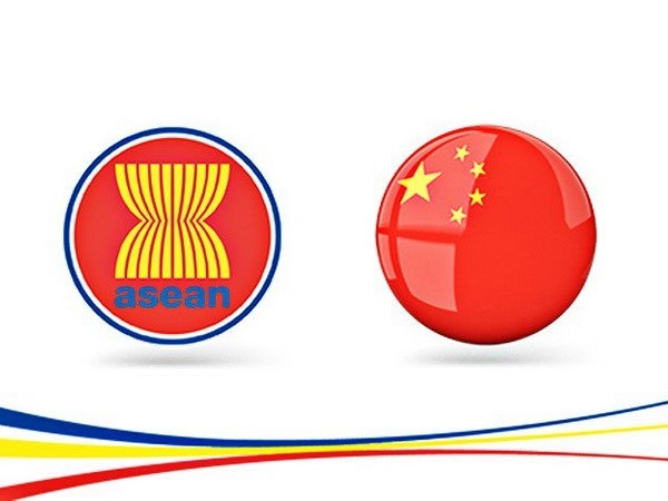 ASEAN among China's top three trade partners in Q1 hinh anh 1