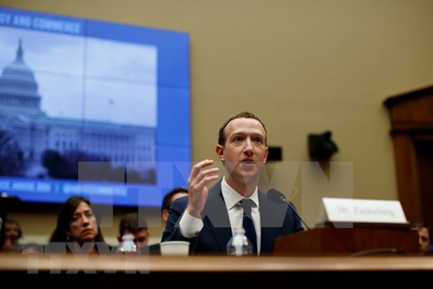 Philippines launches investigation into Facebook data scandal hinh anh 1