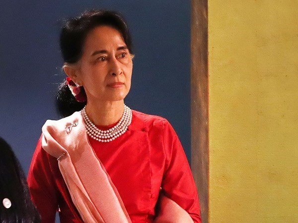 Myanmar State Counsellor to visit Vietnam hinh anh 1