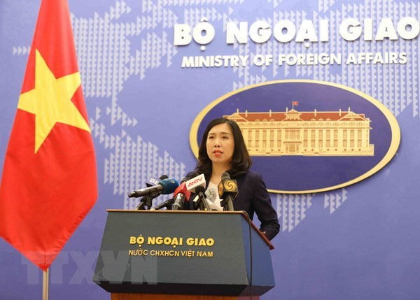 Vietnam expresses concern about situation in Syria hinh anh 1