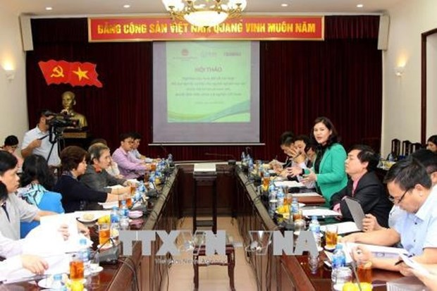 Conference seeks joint efforts in supporting drug addicts to access treatment hinh anh 1