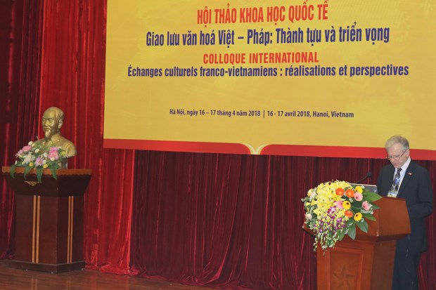 Vietnamese, French researchers explore wide-ranging partnerships hinh anh 3