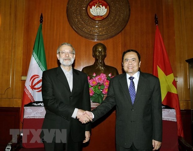 VFF pledges to contribute to Vietnam-Iran relations hinh anh 1