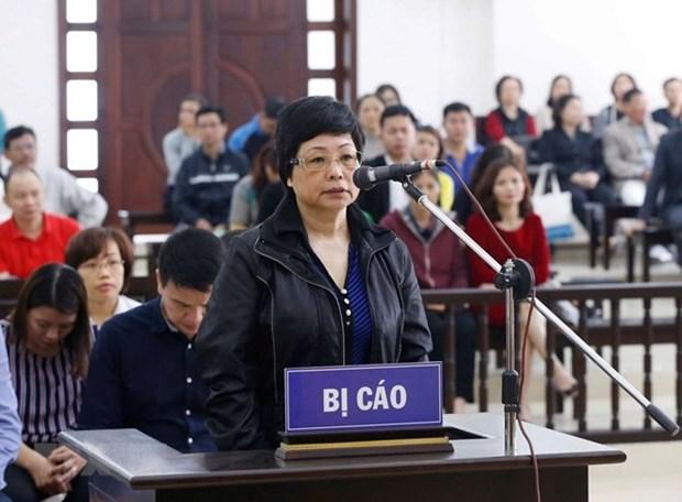 Life sentence upheld for former leader of Housing Group hinh anh 1