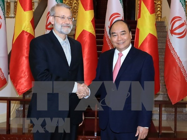 Iran looks to foster comprehensive partnership with Vietnam hinh anh 1