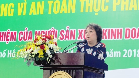 HCM City to tighten food safety management hinh anh 1