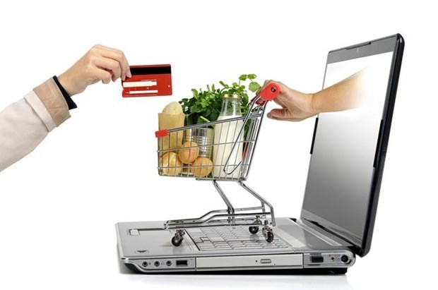 E-commerce high growth provides fertile land for logistics hinh anh 1